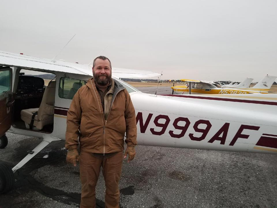 Erik Dincau First Solo